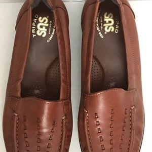 NWOB SAS Tripad Womens Comfort Shoes Size 8W